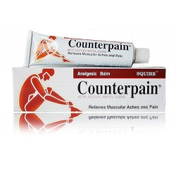 Counterpain Ointment Hot - Red