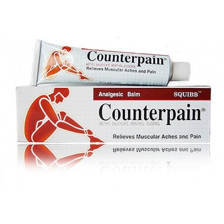 Counterpain Salbe Hot - Rot