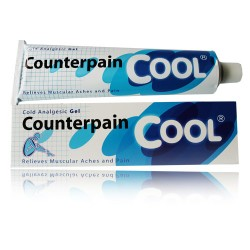 Counterpain Salbe Cool - Blau